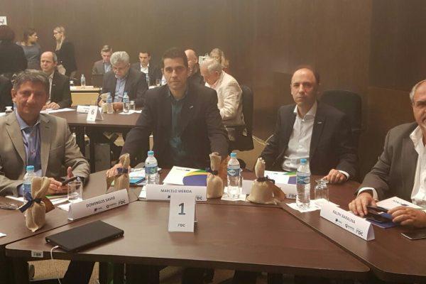 Presidente da FCDL/RJ participa de reunião da CNDL em Belo Horizonte